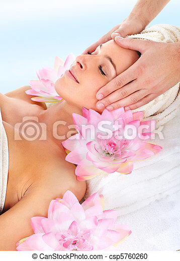 masage, spa - csp5760260