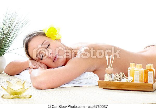 masage, spa - csp5760037