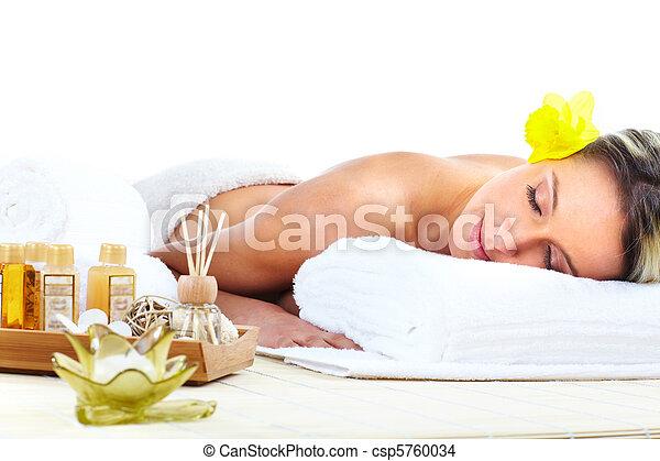 masage, spa - csp5760034