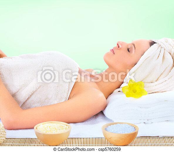 masage, spa - csp5760259