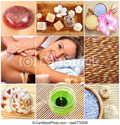 masage, spa - csp5770249