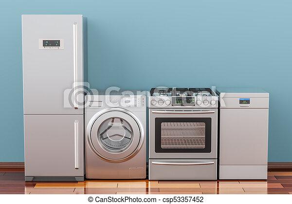 Kühlschrank Im Boden : Maschine abwaschmaschine wäsche zimmer kochherd hölzern gas