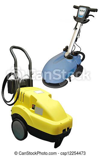 Maschine Polieren Boden Boden Maschine Polieren Hintergrund
