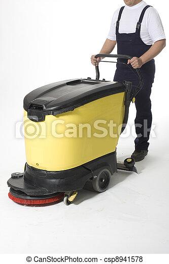 Maschine Putzen Boden
