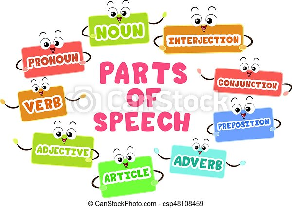 mascots part of speech mascot illustration featuring reminder clipart red reminder clipart red