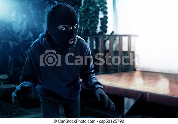 Masket Thief
