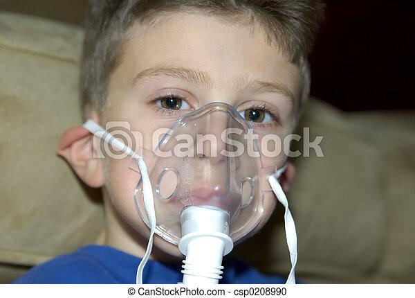 masker, zuurstof - csp0208990