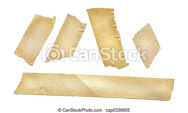 Masking tape on white. stock images - Search Stock Photos ...
