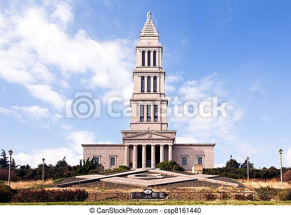 masonic, 国民, ワシントンジョージ, 記念 - csp8161440