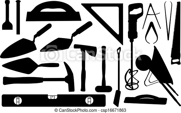 set of masonry tools rh canstockphoto com masonic clipart symbols to download masonic clipart backgrounds