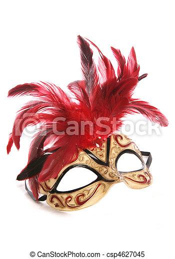 masquerade mask cutout - csp4627045