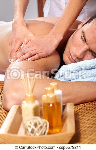 massage - csp5579211