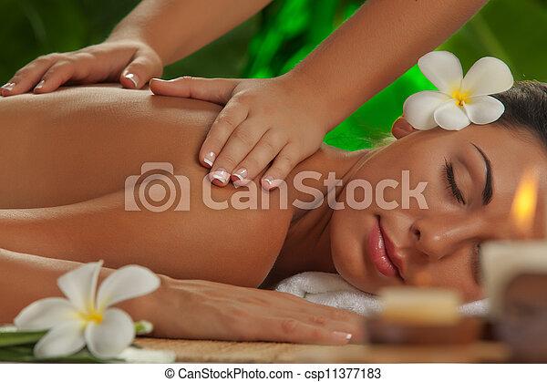massage - csp11377183
