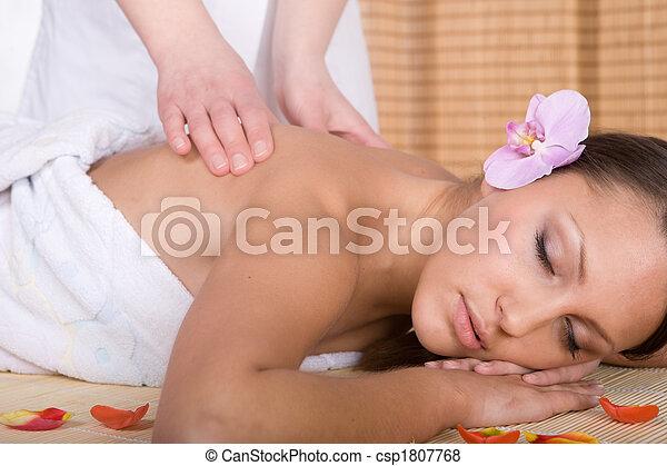 massage - csp1807768
