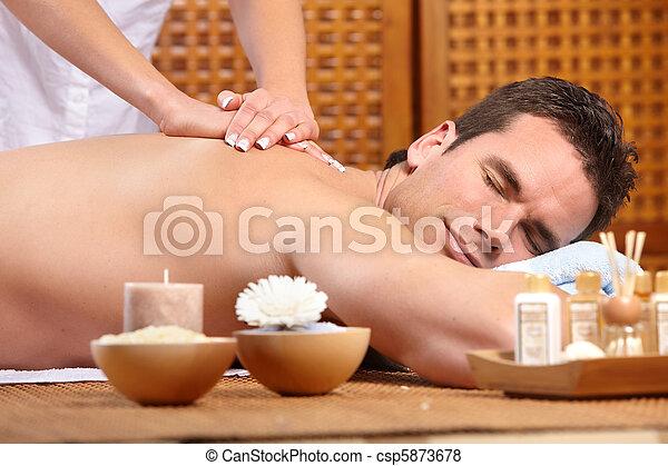 massage - csp5873678