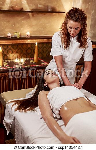 Massage - csp14054427