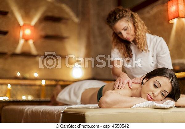 Massage - csp14550542