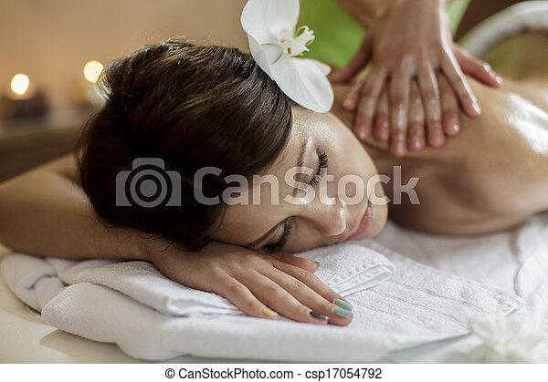 Massage - csp17054792