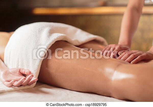 Massage - csp18929795