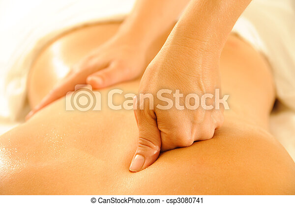 Massage Therapy - csp3080741