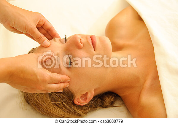 Massage Therapy - csp3080779