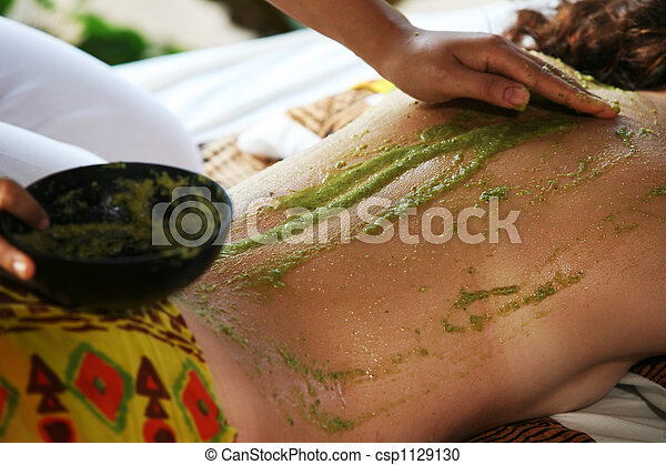 massagem - csp1129130