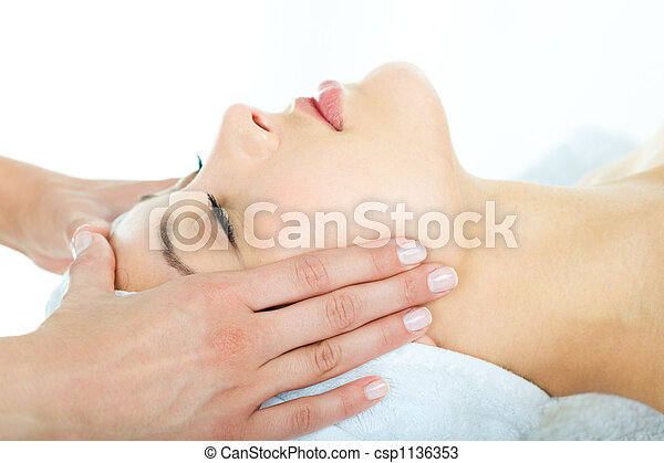 massagem, relaxe - csp1136353