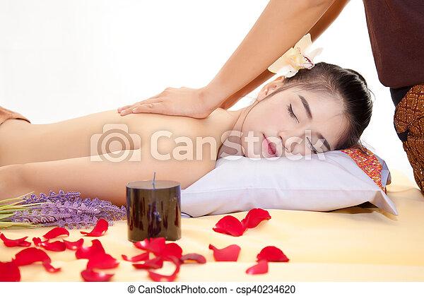 Already white girls massage by asian