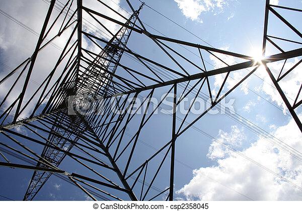 mast, macht - csp2358045