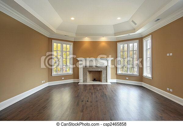 Master bedroom - csp2465858