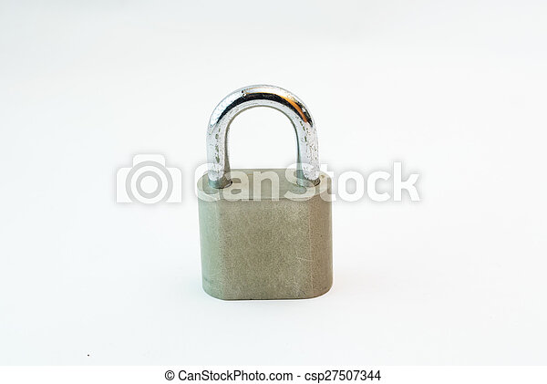 Master key in studio light - csp27507344