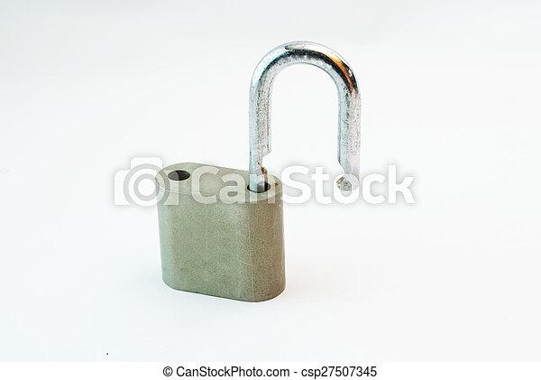 Master key in studio light - csp27507345