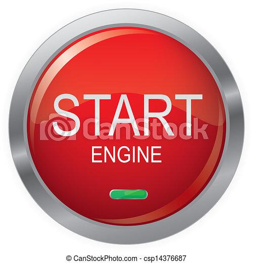 maszyna, początek - csp14376687