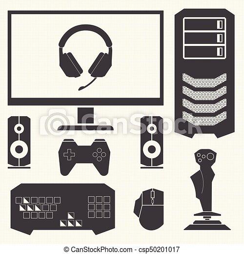 appareil photo gamer. Black Bedroom Furniture Sets. Home Design Ideas