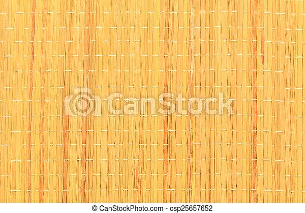 Mat texture made from papyrus - csp25657652