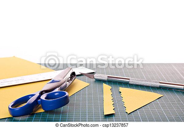 material, scrapbooking - csp13237857