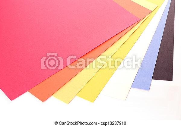 material, scrapbooking - csp13237910