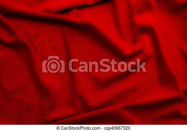 material, struktur, bakgrund, silke, mjuk, eller, röd - csp40667320