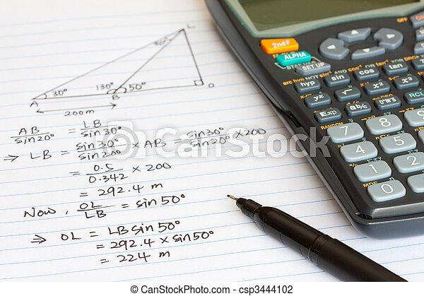mathématiques - csp3444102