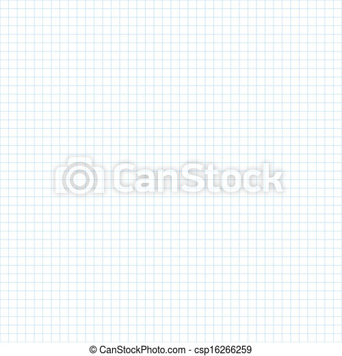 Mathematical Graph Grid Background - csp16266259