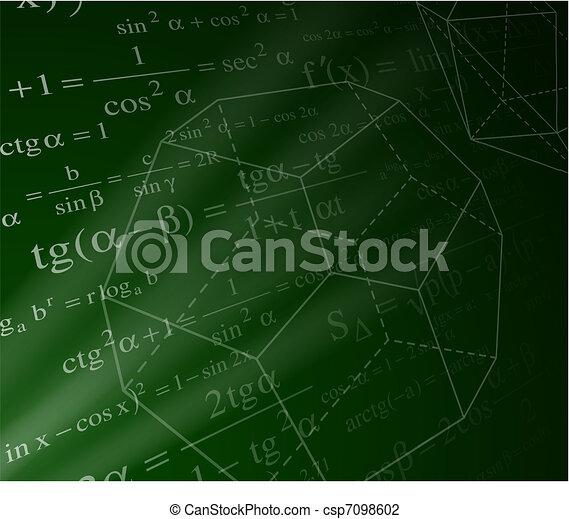 Mathematics background - csp7098602
