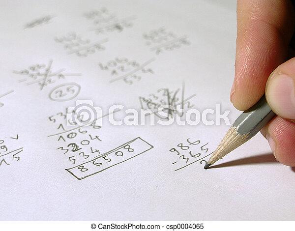 Maths - csp0004065