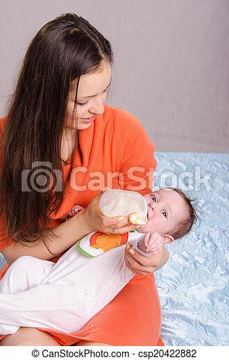 Baby og mor sex