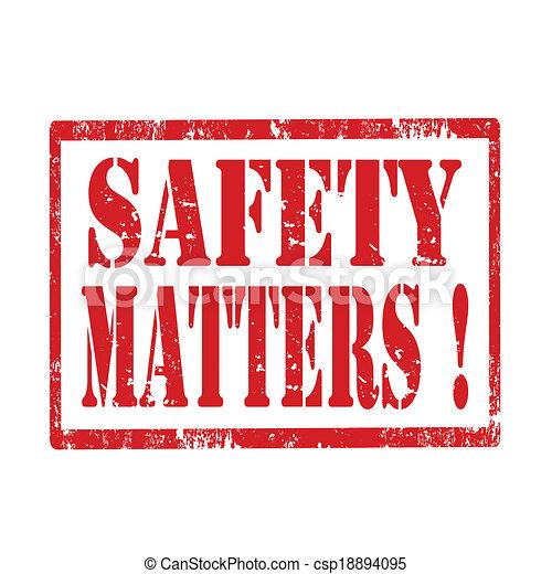 matters-stamp, sécurité - csp18894095