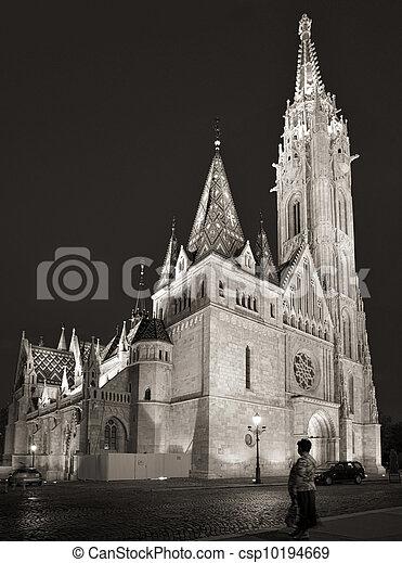Matthias Church, Budapest - csp10194669