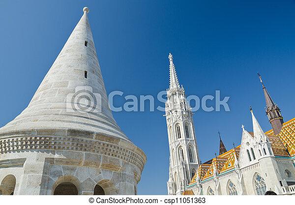 Matthias Church, Budapest - csp11051363