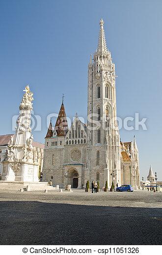 Matthias Church, Budapest - csp11051326