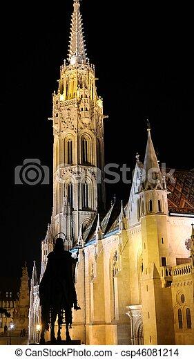 Matthias Church - csp46081214