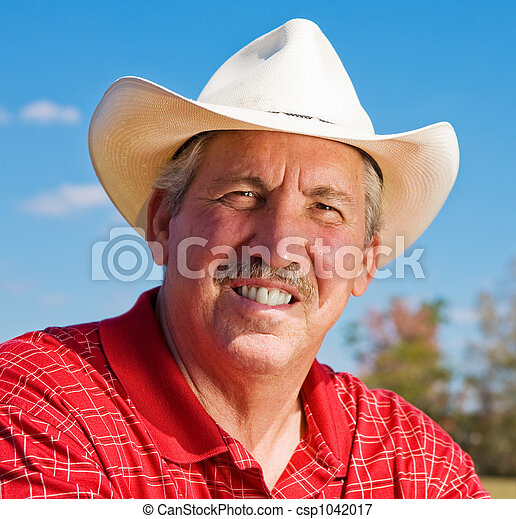 Mature Cowboy - csp1042017