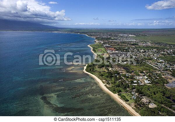 Maui, Hawaii. - csp1511135